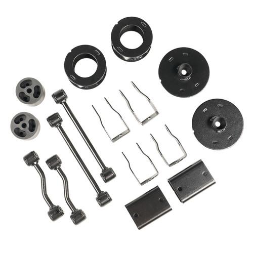 Economy Spacer Lift Kit 2.5 inch; 18-19 Jeep Wrangler JL