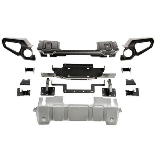 Venator Front Bumper, 18-20 Jeep Wrangler JL, 2020 Gladiator JT