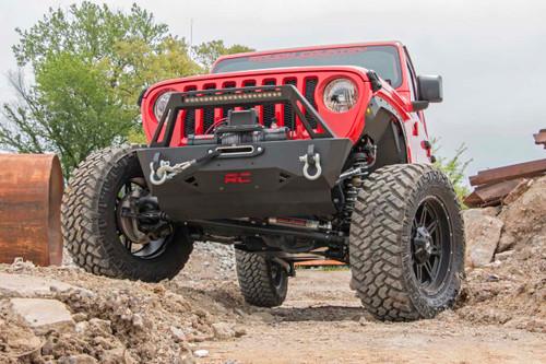 Jeep Engine + Transfer Case + Gas Tank Skid Plate System 18-19 JL Unlimited | 3.6L)
