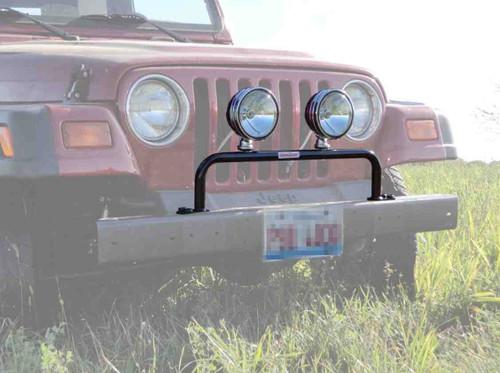 Steinjäger Bumper Attachments Wrangler TJ 1997-2006 Grill Guard