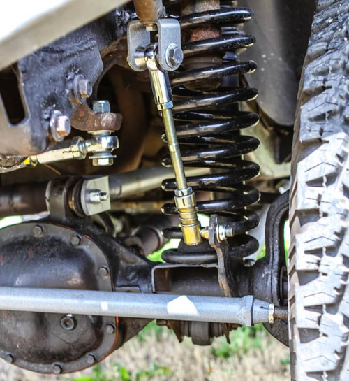 Steinjäger Sway Bar End Link Kit, Quick Disconnect Wrangler TJ 1997-2006 Stock Height