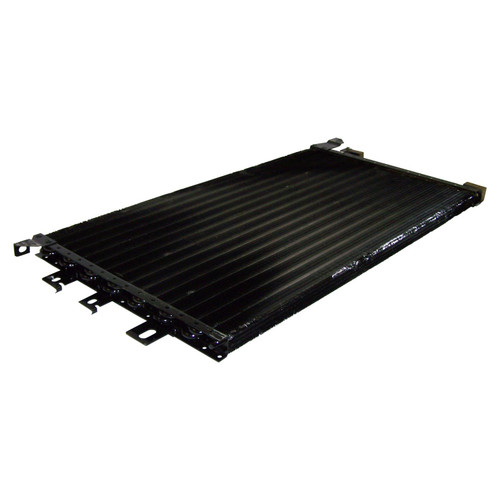 A/C Condenser for 96-98 NS Chrysler, Dodge Minivan w/ Rear A/C; Front Unit