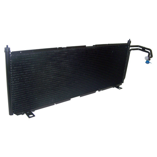 A/C Condenser for 1997-01 XJ Cherokee w/ 2.5L, 4.0L Engine