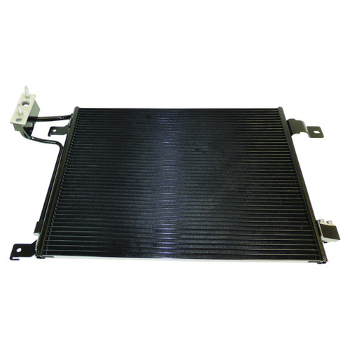 A/C Condenser for JK Wrangler with 3.8L Gas Engine or 2.8L Dsl. Eng w/ Man Tran