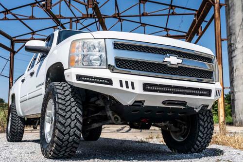GM PreRunner Style Skid Plate (07-13 Silverado/Sierra 1500 w/ PreRunner Bumpers)
