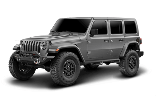 Custom Jeep Build Package #1 Jeep Wrangler JL Unlimited