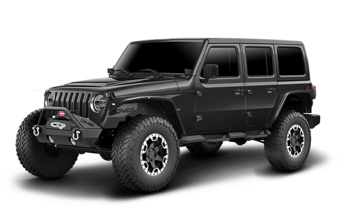 Custom Jeep Build Package #2 Jeep Wrangler JL Unlimited