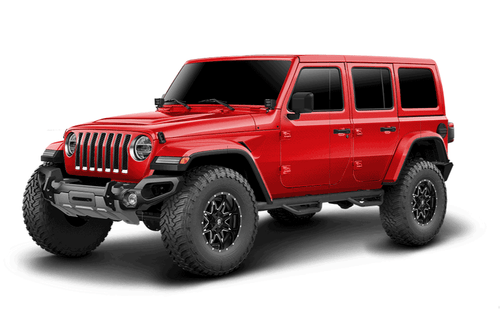Custom Jeep Build Package #3 Jeep Wrangler JL Unlimited