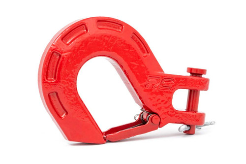 Forged Clevis Hook [Red]