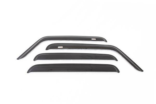 Rugged Ridge Window Rain Deflectors 05-10 Jeep Grand Cherokee