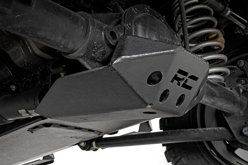Jeep M186 Front Diff Skid Plate (18-20 Wrangler JL)