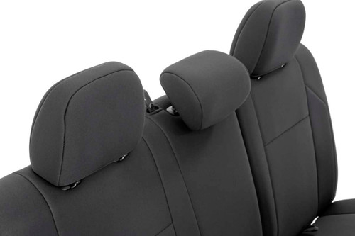 Toyota Neoprene Front Seat Covers (16-20 Tacoma)