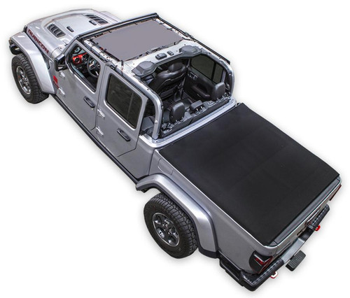 SpiderWeb Shade Jeep GLADIATOR JTKINI