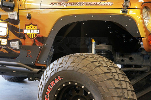 Rusty's Fender Flare Delete Kit -Jeep JK RA-DK6000-JK