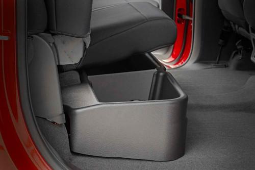 GM Custom-Fit Under Seat Storage Compartment (19-20 1500 / 2020 2500HD/3500HD)