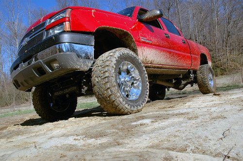 6in GM Suspension Lift Kit (01-10 2500HD 4WD)