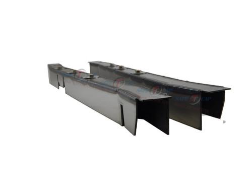Center Frame Section @ Skid Plate (ART-113-S) Set 97-02 TJ