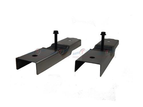 Floor Support / Torque Box Mid Mount Set for Wrangler TJ 97-06 (ART-138-S)