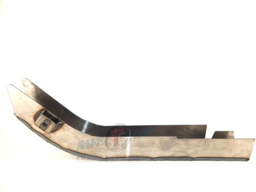 Rear Frame Section w/o Trailing Arm Mounts for LJ (ART-124LJ-OR-L) Driver Side