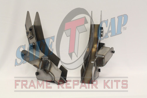 Rear Trailing Arm Mounts Frame Repair – Set of Two (ART-124-S) 97-06