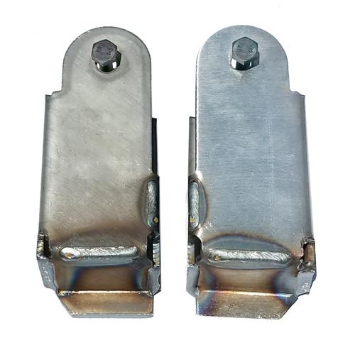 Rear Upper Trailing Arm Mount, Set of Two for Wrangler TJ 1997-2006, (ART-127-S)