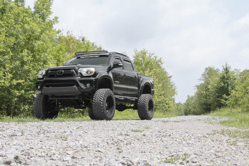 6in Toyota Suspension Lift Kit w/ Vertex Coilovers and V2 Shocks (05-15 Tacoma 4WD/2WD)