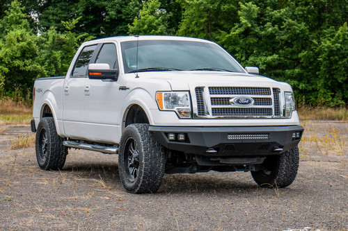 Ford Heavy-Duty Front LED Bumper (09-14 F-150)