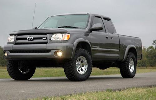 2.5in Toyota Suspension Lift Kit w/V2Shocks