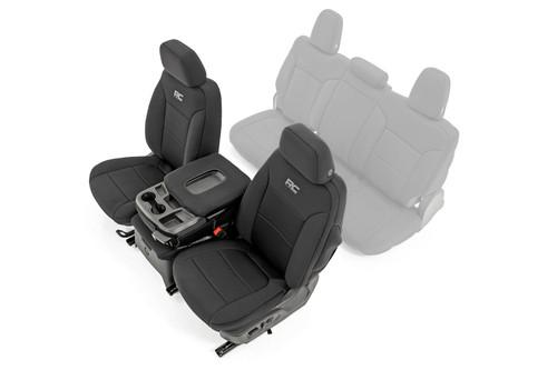 GM Neoprene Seat Covers | Black (19-21 1500)
