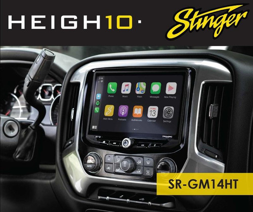 GM Truck (2014-2018 + 2019 HD) Complete HEIGH10  Install Kit