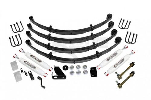 "Rusty's YJ Wrangler 4"" Advanced Kit"