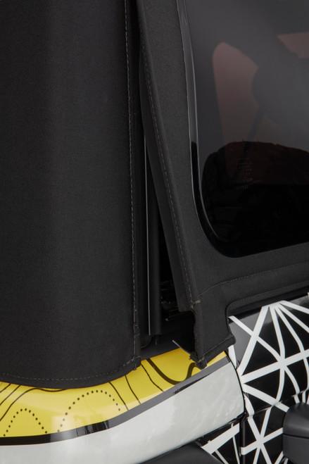 Supertop Ultra - '18-21 Wrangler JL 4-Door (Black Twill)