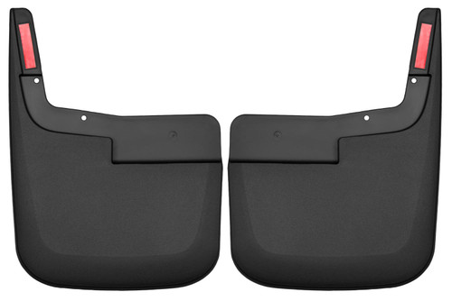 15-18 Ford F-150 Vehicle Does Not Have Fender Flares Front Mud Guards Black Husky Liners
