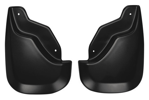 Husky Mud Flaps Front 07-15 Ford Edge / Lincoln MKX