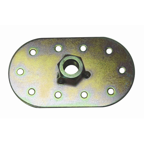 Omix-Ada, 13202.06 - Seat Belt Mounting Oval, 1/2 in x 20 Thread