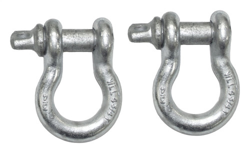 """D-Ring Set; Includes (2) 3/4"""" D-Rings; Working Load Limit: 9,600 lbs."""