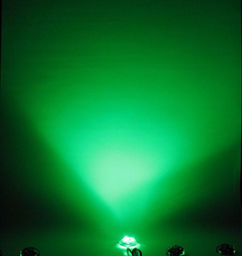 Jeep Rock Lights Chassis Single LiteSpot Green LEDs OffRoadOnly