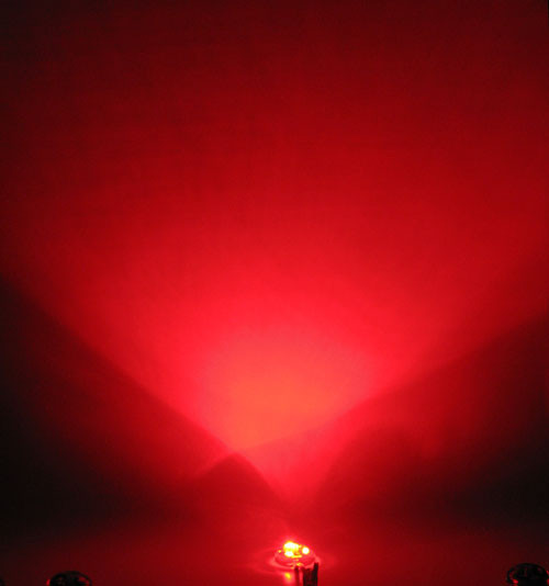 Jeep Rock Lights Chassis Single LiteSpot Red LEDs OffRoadOnly