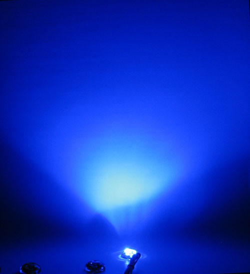 Jeep Rock Lights Chassis Single LiteSpot Blue LEDs OffRoadOnly