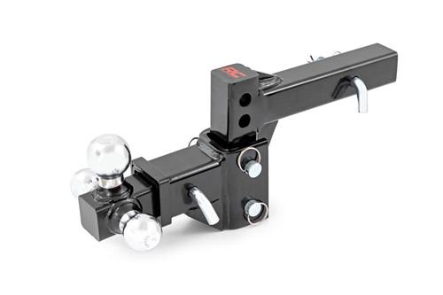 2 Inch Class III Multi-Ball Adjustable Hitch