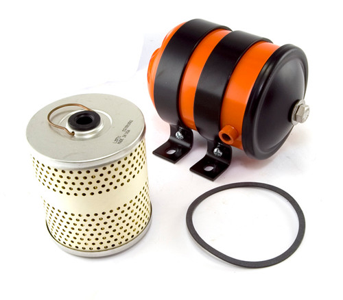 Omix-Ada, 17436.03 - Oil Canister Assembly, 45-67 Willys and Jeep Models