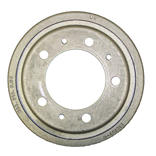 Omix-Ada, 16701.02 - Brake Drum, 9 in, 53-71 Willys and Jeep Models