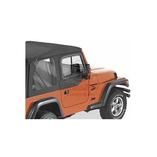 Mopar, 51787 - Jeep Wrangler TJ Upper Door Slider