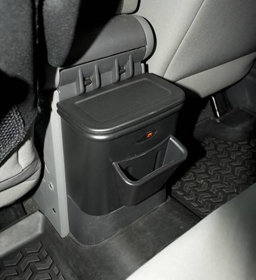 Rugged Ridge, 13551.15 - Back Seat Organizer, 07-10 Jeep Wrangler (JK)