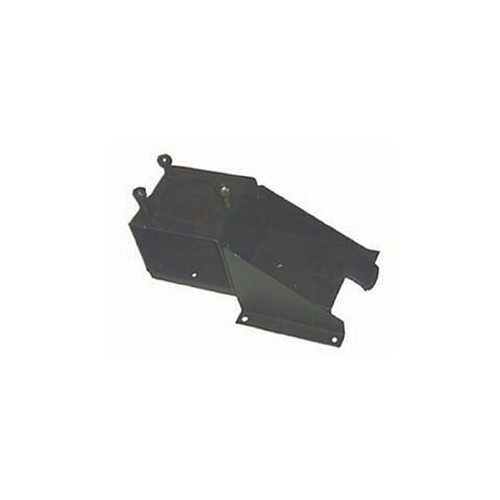 Omix-Ada, 12023.16 - Spare Tire Carrier, 50-52 Willys M38s