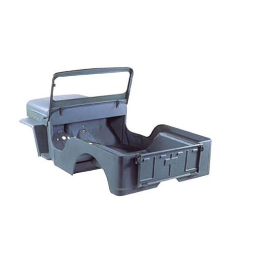 Omix-Ada, 12001.09 - Steel Body Kit, 53-64 Willys CJ3B