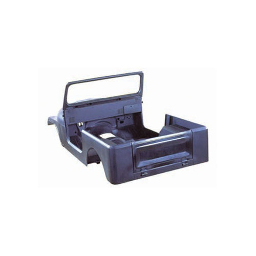 Omix-Ada, 12001.17 - Steel Body Kit, 76-86 Jeep CJ7