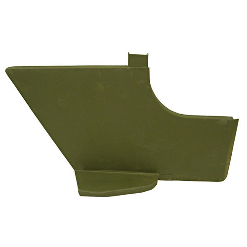 Omix-Ada, 12010.03 - Cowl Side Panel, Left, 50-52 Willys M38s