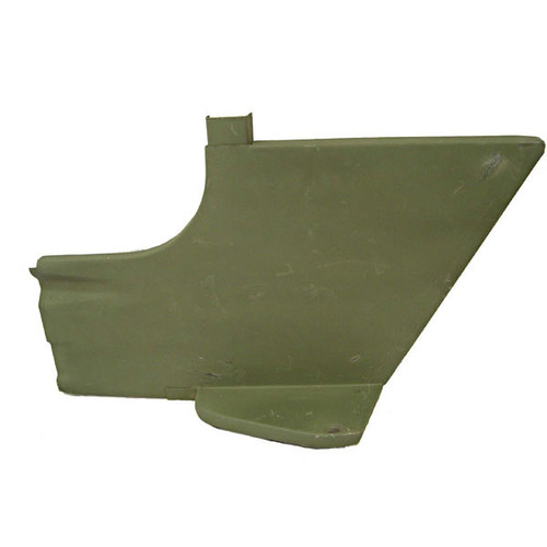 Omix-Ada, 12010.04 - Cowl Side Panel, Right, 50-52 Willys M38s