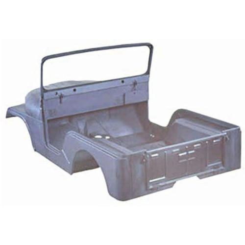 Omix-Ada, 12001.12 - Steel Body Kit, 70-71 Jeep CJ5
